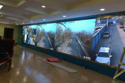 Indoor LED Full Color Display Screen